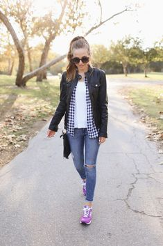 HOW TO STYLE ATHLETIC SHOES FOR THE EVERYDAY