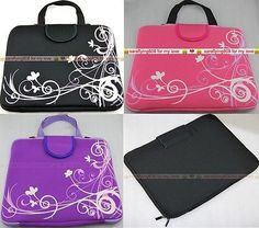 """Waterproof Laptop Carry sleeve bag For 15.4 15.6 16"""" Acer HP DELL ASUS Lenovo LG"""