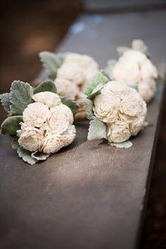 Sola flower & rusty miler boutquet