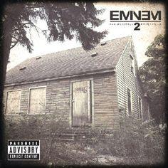 Eminem - The Marshall Mathers LP II CD Track List Bad Guy Parking Lot (skit) Rhyme Or Reason So Much Better Survival Legacy Asshole (feat Skylar Grey) Berzerk Rap God Brainless Stronger Than I Was The Monster (feat Rihanna) So Far Love Ga http://www.MightGet.com/january-2017-13/eminem--the-marshall-mathers-lp-ii-cd.asp