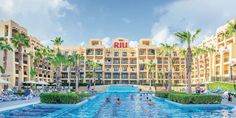 Feel like a kid again in the sunshine at Riu Santa Fe in Mexico! Photo: Apple Vacations click image to find a travel advisor near you Santa Fe Resorts, Trip Advisor, Travel Advisor, Apple Vacations, Pool Bar, Cabo San Lucas, All Inclusive Resorts, Dolores Park, Mexico