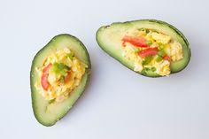 Avocado Topped w/ Ch