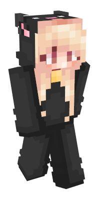 Check out our list of the best Neko Minecraft skins. Minecraft Skins Cute, Minecraft Tips, Minecraft Houses, Neko, Anime Romans, Mc Skins, Animes Yandere, Chevrolet Logo, Check