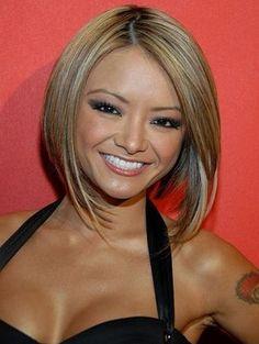 Short hairstyles - Medium Bob Hairstyles - 2010 Hairstyles - Girls Hairstyles   # Pin++ for Pinterest #