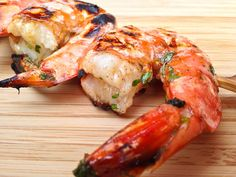 See related links to what you are looking for. Smoker Recipes, Barbecue Recipes, Fish Recipes, Bbq Grill, Grilling, Camping Bbq, Scampi, Fish Dishes, Gaara