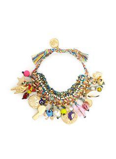 VENESSA ARIZAGA Just Ride' bracelet