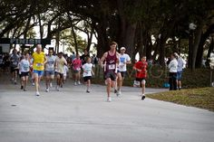 Runners Participate In 5K For Lung Cancer Fundraising