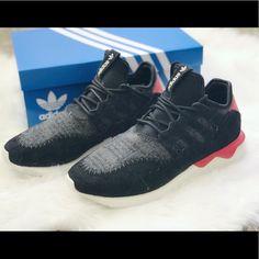 half off cf7d3 278b3 adidas Shoes   Adidas Original Tubular Runner Men   Color  Black Gray   Size   9
