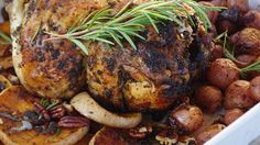 HERB ROTISSERIE CHICKEN