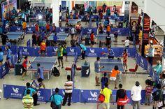 Turnamen Tenis Meja REOG CUP 1 Dibuka, Ratusan Peserta Padati Atrium PCC Ponorogo