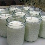 Make 50-hour Emergency Candles for Less Than $2 Each