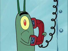 Sheldon J. Plankton - Encyclopedia SpongeBobia - The SpongeBob . Spongebob Painting, Cartoon Painting, Diy Painting, Funny Iphone Wallpaper, Cartoon Wallpaper, Disney Wallpaper, Cartoon Icons, Cartoon Memes, Cartoons