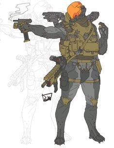 S Army Mobile Division by obokhan on DeviantArt - Excel Tips about you searching for. Robot Concept Art, Armor Concept, Science Fiction, Character Concept, Character Art, Arte Ninja, Arte Cyberpunk, Futuristic Armour, Sci Fi Armor