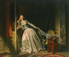 bacio furtivo - bacio rubato - Stolen Kiss (Fragonard)
