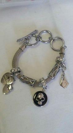 bracelet  www.facebook.com/mixitupinterchangeables