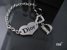 Liking this Dior bracelet.