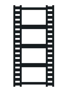 Free film strip templates for your photo collages and