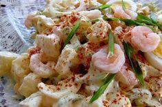 Shrimp Potato Salad. Photo by Zurie