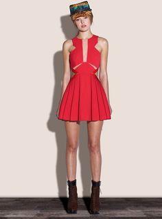 Dress THREE FLOOR FASHION