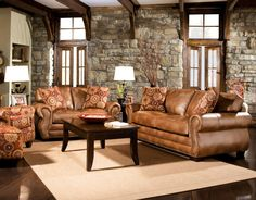 Stratolounger® Stallion Reclining Living Room Collection at Big ...