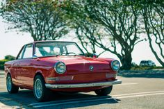 BMW's Grown-Up Bubble Car Saved The Ultimate Driving Machine - Petrolicious Bmw Old, Bmw Vintage, Bmw Isetta, Bmw Alpina, Bmw Classic Cars, Bmw 2002, Sports Sedan, Bmw Cars, Volvo
