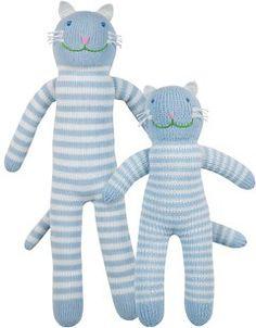 BlaBla Kids - CLOUD the cat