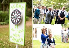Yes!  I was wondering how I could incorporate darts into our lawn games!