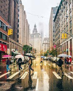 November rain ☔️ Credit: @doubleshockpower