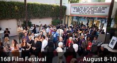 168 Project Film Festival   Ikan Sponsors 168 Film Festival in Hollywood