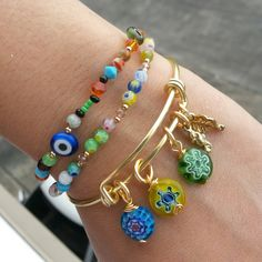 Cute Jewelry, Jewelry Crafts, Beaded Jewelry, Jewelry Bracelets, Jewelry Accessories, Jewelry Design, Bracelet Designs, Bracelet Patterns, Handmade Bracelets