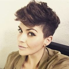women's+short+edgy+haircut