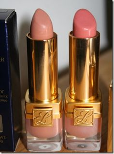 Estee Lauder Pure Color Lipstick in 'Crystal Baby' one of my favorite lipsticks - CE