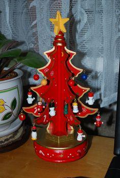 my Christmas music box :)
