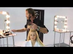 Sofia Vergara's Emmys Hair How-to Video featuring Leonor Greyl