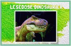 Mrs. Sandy 2: Lesedose Dinosaurier