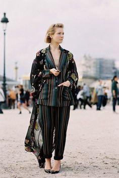 Paris Fashion Week SS 2015....Vika (via Bloglovin.com )