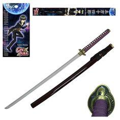The Official Licensed Gintama Foam Handle Hijikata Toushirou Sword