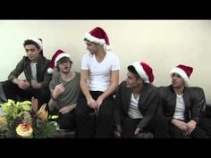 The Wanted Christmas Songs