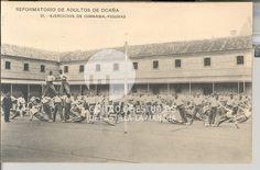 Ejercicios de gimnasia, figuras by Centro de Estudios de Castilla-La Mancha (UCLM), via Flickr