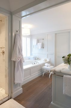 #bathroom Classic #White Bathroom