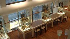 Siebel Juweliers retaildesign