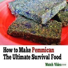 How To Make Pemmican – The Ultimate Survival Food  Over 23 Million Patriots Have Already Seen It. Giving you a quick, easy way to make your own life-saving pemmican, ready for when you need it.  Click Here To Discover More