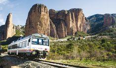 Aragon, Diesel, Explore, World, Landscapes, Travel, Train Trip, Time Travel, Beautiful Places
