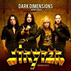 stryper band | Stryper Band's New Record – Bleeding from Inside Out Coming Soon ...