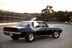 1969 Chevy Camaro Just about the same car I dreamed about but no blue pinstripes. Camaro Ss, Chevrolet Camaro, Black Camaro, Camaro 1969, Chevy C10, Chevrolet Malibu, Carros Vintage, Chevy Classic, Classic Trucks