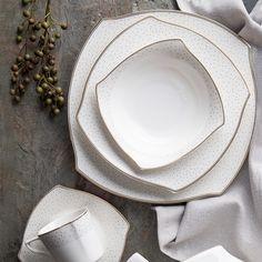 Samanyolu 12 Kişilik Yemek Takımı Luxury Lifestyle, Table Manners, Plates, Tableware, Kitchen, Outdoors, Dishes, Decoration, House