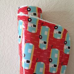 Roughing It Slicker Fabric by Laurie Wisbrun for Robert Kaufman (available Dec 12)