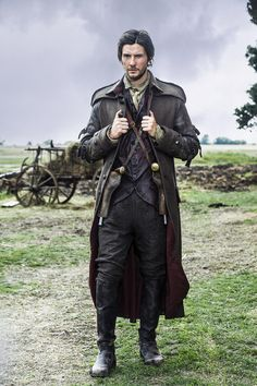 Ben Barnes - Sons of Liberty. He makes this show 10 x better.. Dreamy