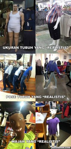 Patung Mannequin Yang Realistis - http://www.indomeme.com/meme/patung-mannequin-yang-realistis/