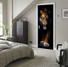 Get quality Custom Stickers and Wall Stickers Printing at StickerZone. Make your own custom wall stickers, Labels, and Wall Decals at cheapest rates. Wall Decals Uk, Custom Wall Stickers, Waterproof Stickers, 3d Wallpaper, 3 D, Doors, Prints, Vintage, Home Decor